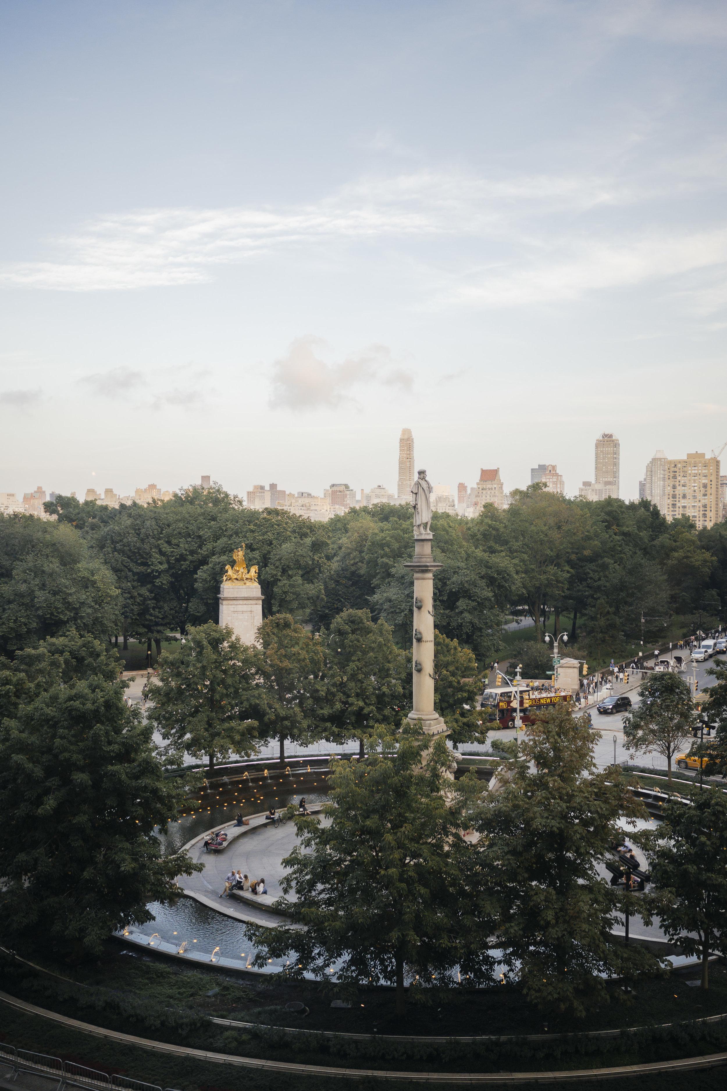 Columbus Circle, New York