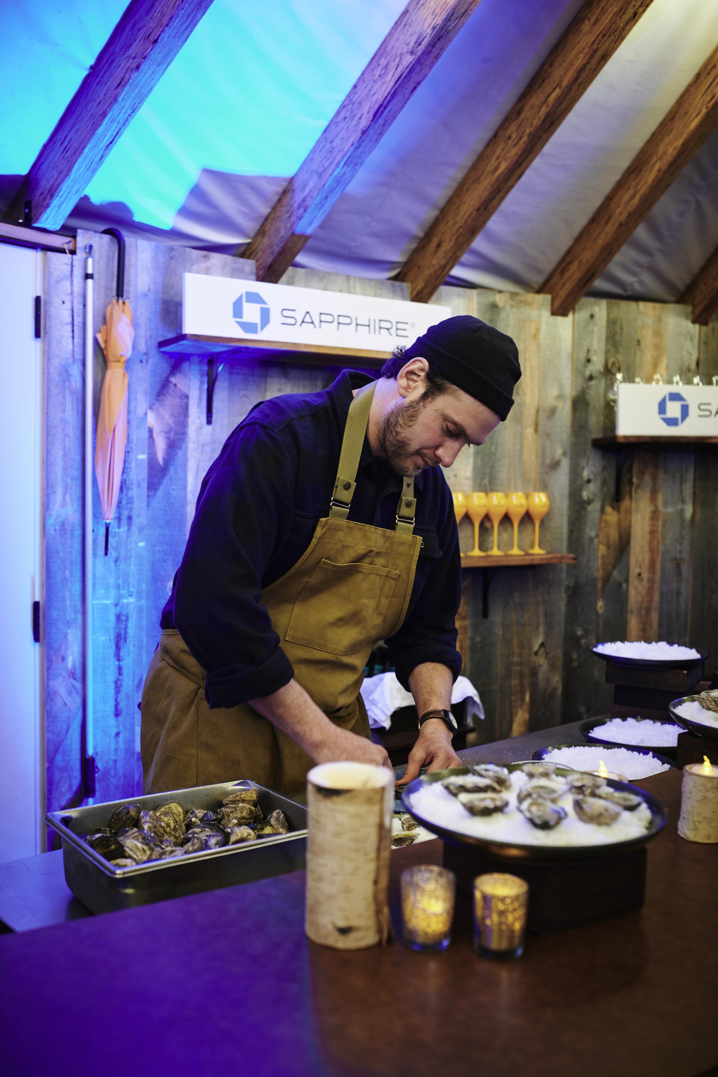Bon Appetit Chef Brad Leone