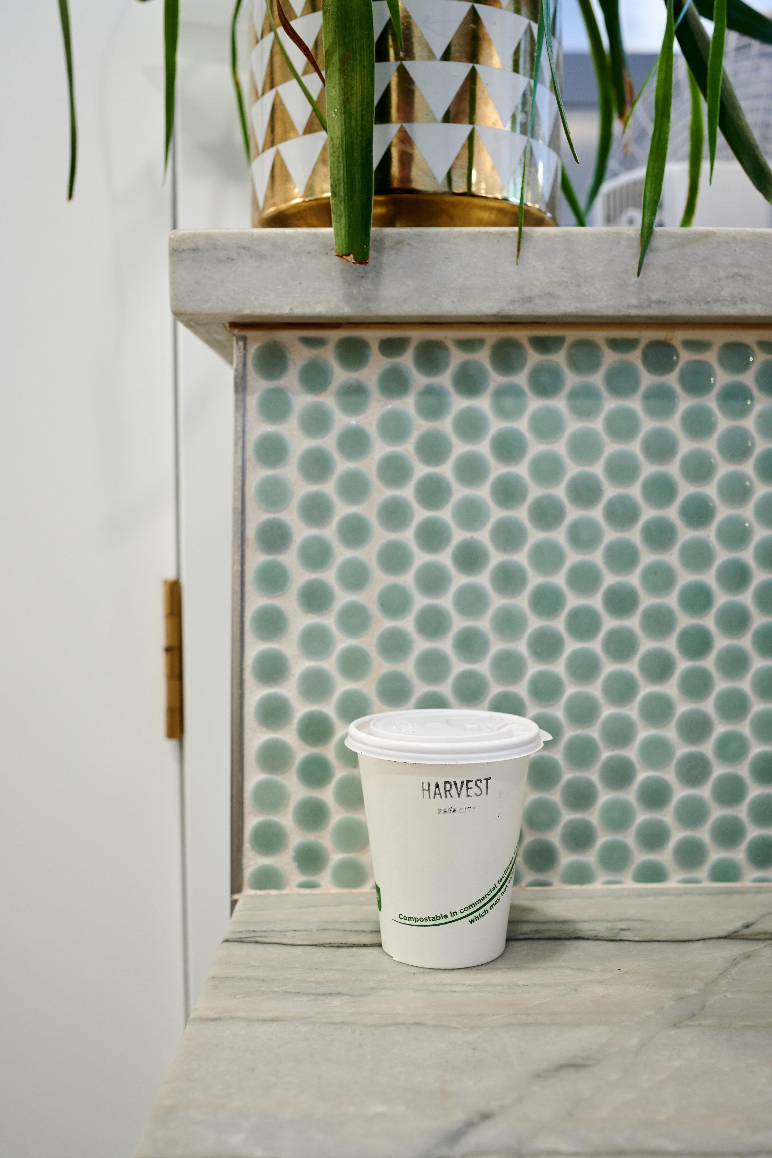 Drip Coffee at Harvest
