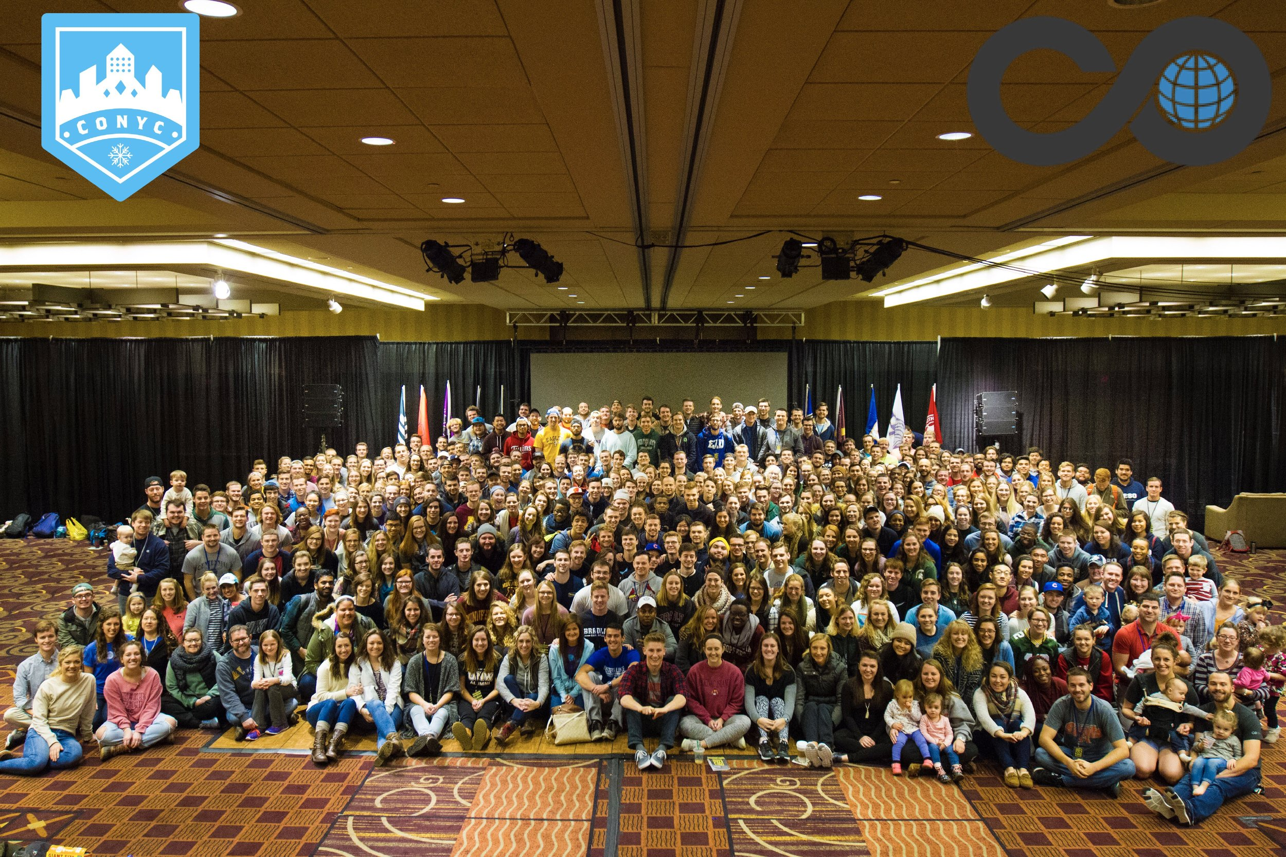 2016 CONYC Conference Attendees