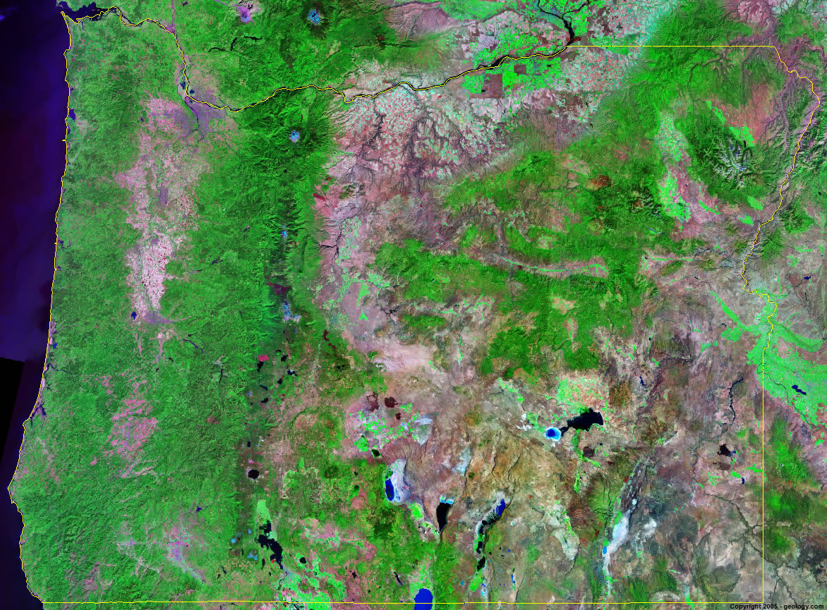 geology around salem, oregon in planning, groundwater protection and water rights