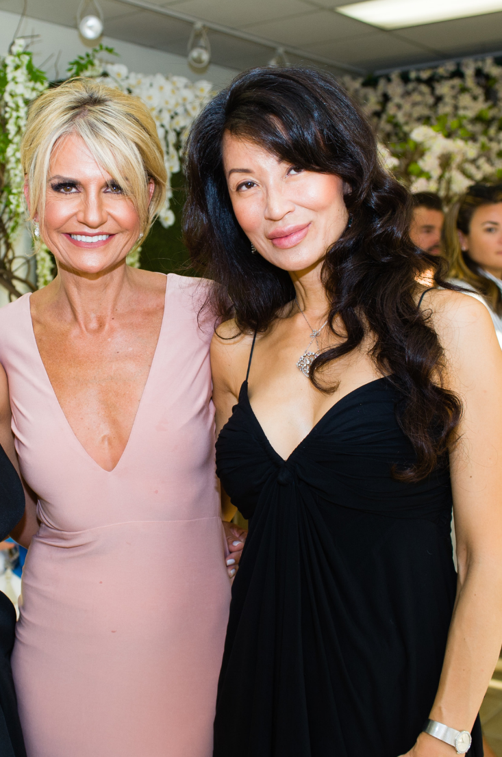 Regina Kay and Sora Lee-Brown