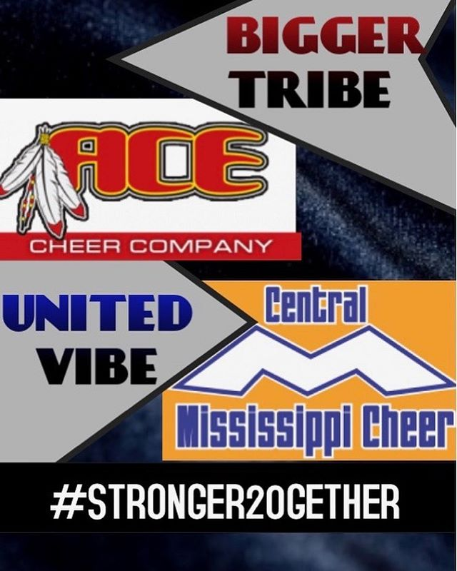 We are SO excited to announce that CMC and ACE of Jackson are merging forces to become #Stronger20gether! Bigger Tribe, United Vibe! 🧡💙+❤️🖤💛 Introducing ACE of Central Mississippi! For more information please contact k.h.hardy@hotmail.com