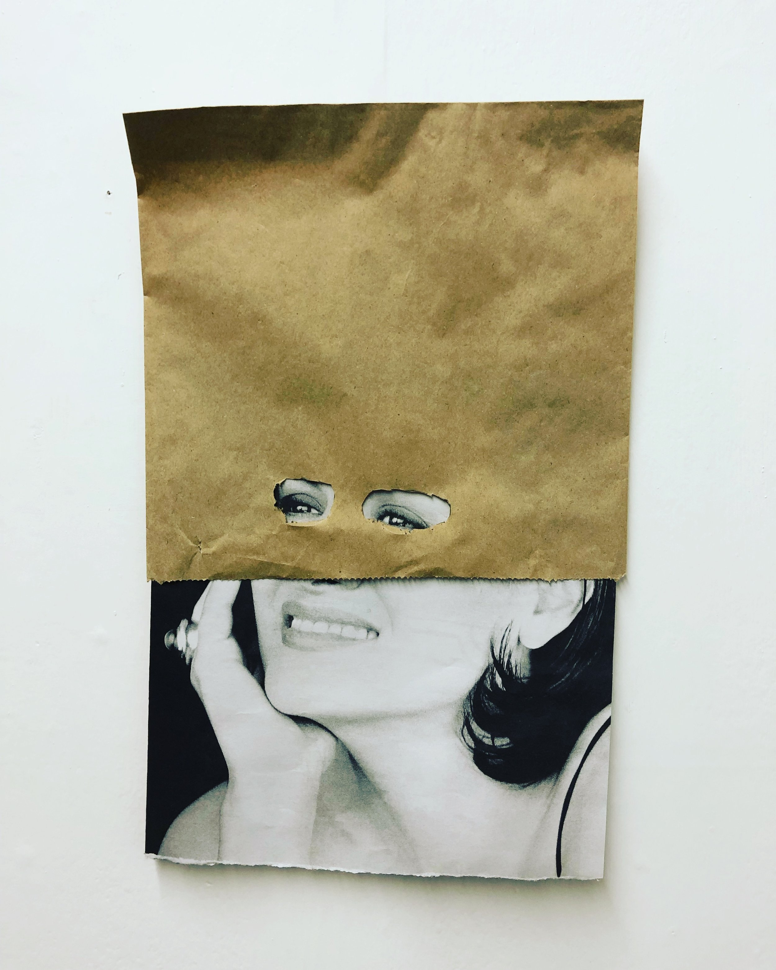Loose Associations 2019 Page and adapted Paper Bag