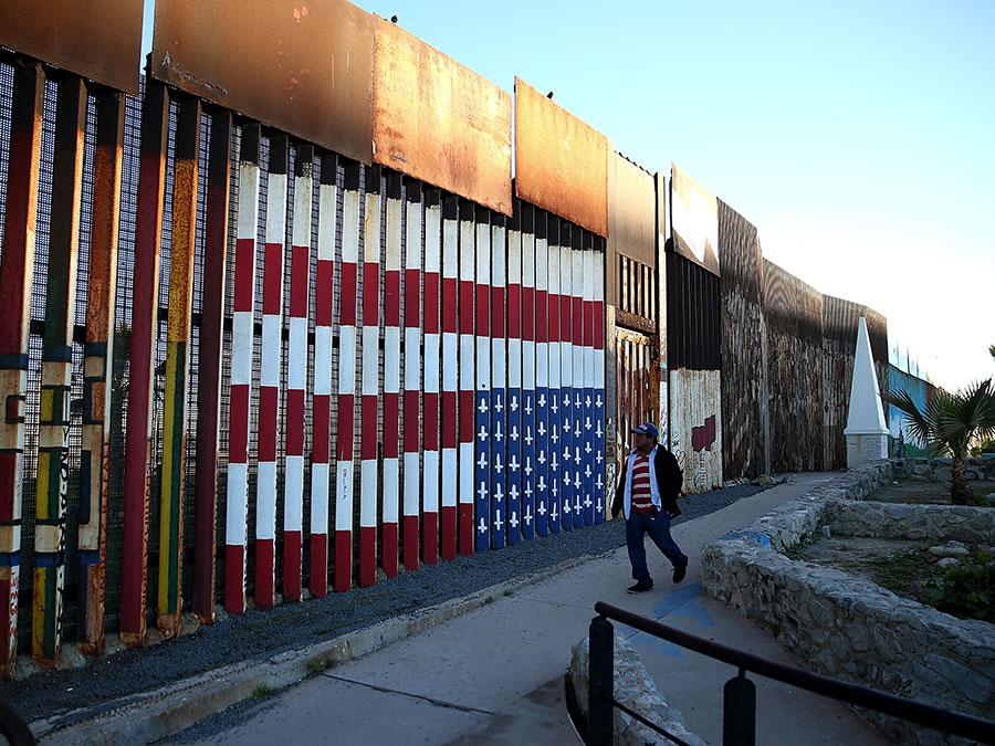 Border Wall - CONVO
