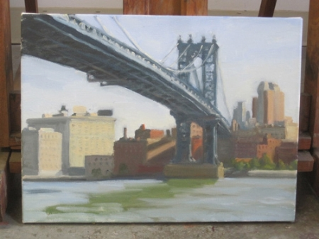 Manhattan Bridge 1