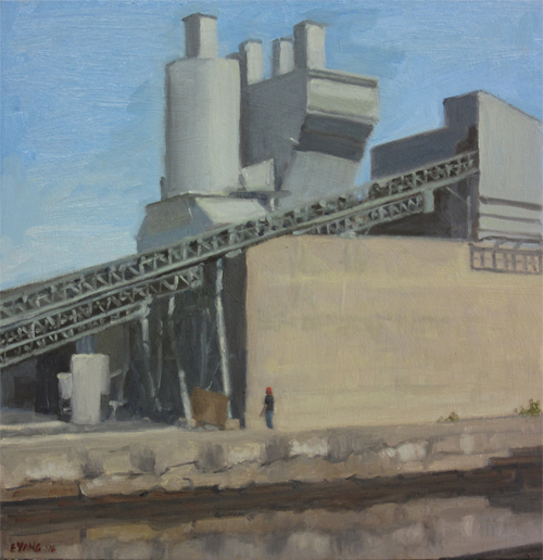 3rd St Concrete Factory