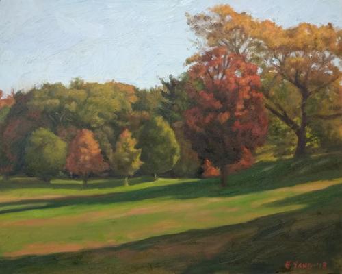 Early Autumn, Prospect Park 2018