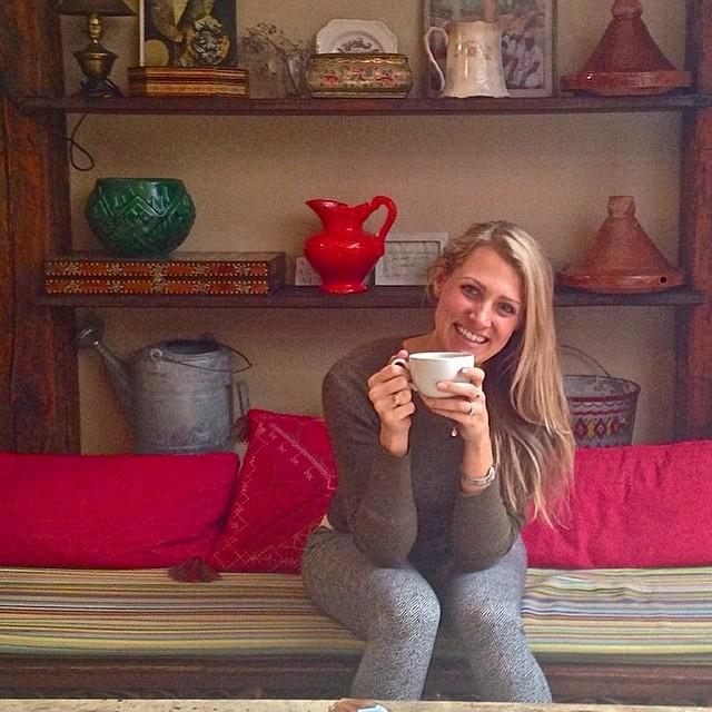 coffee #6 - Caroline Zwick