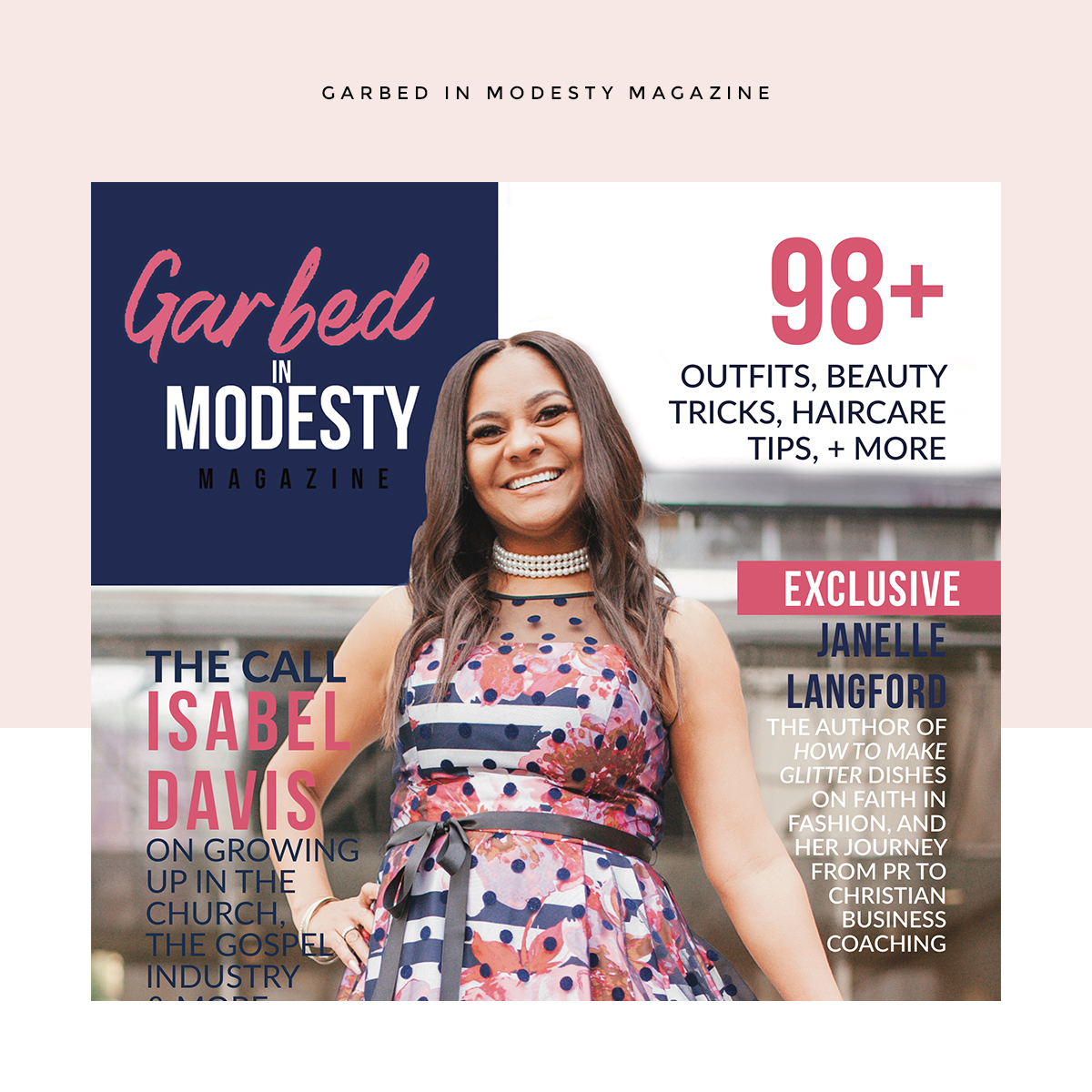 Garbed in Modesty