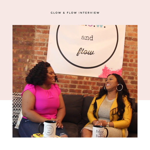 Glow and Flow Interview