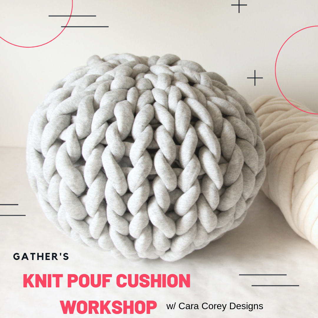 KNit Pouf Coushion Workshop.png