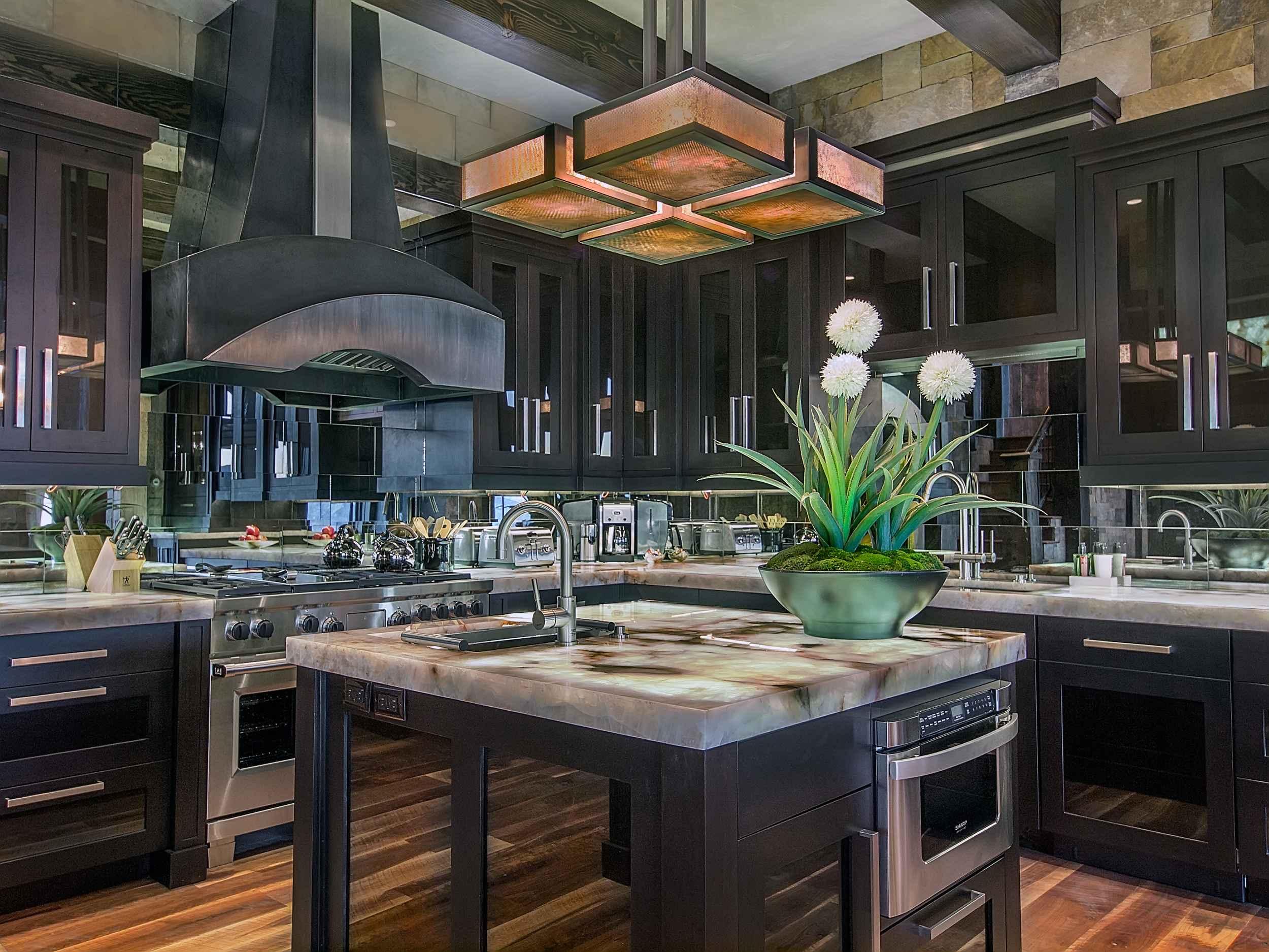 Modern Mountain Sanctuary Kitchen And Bath Design