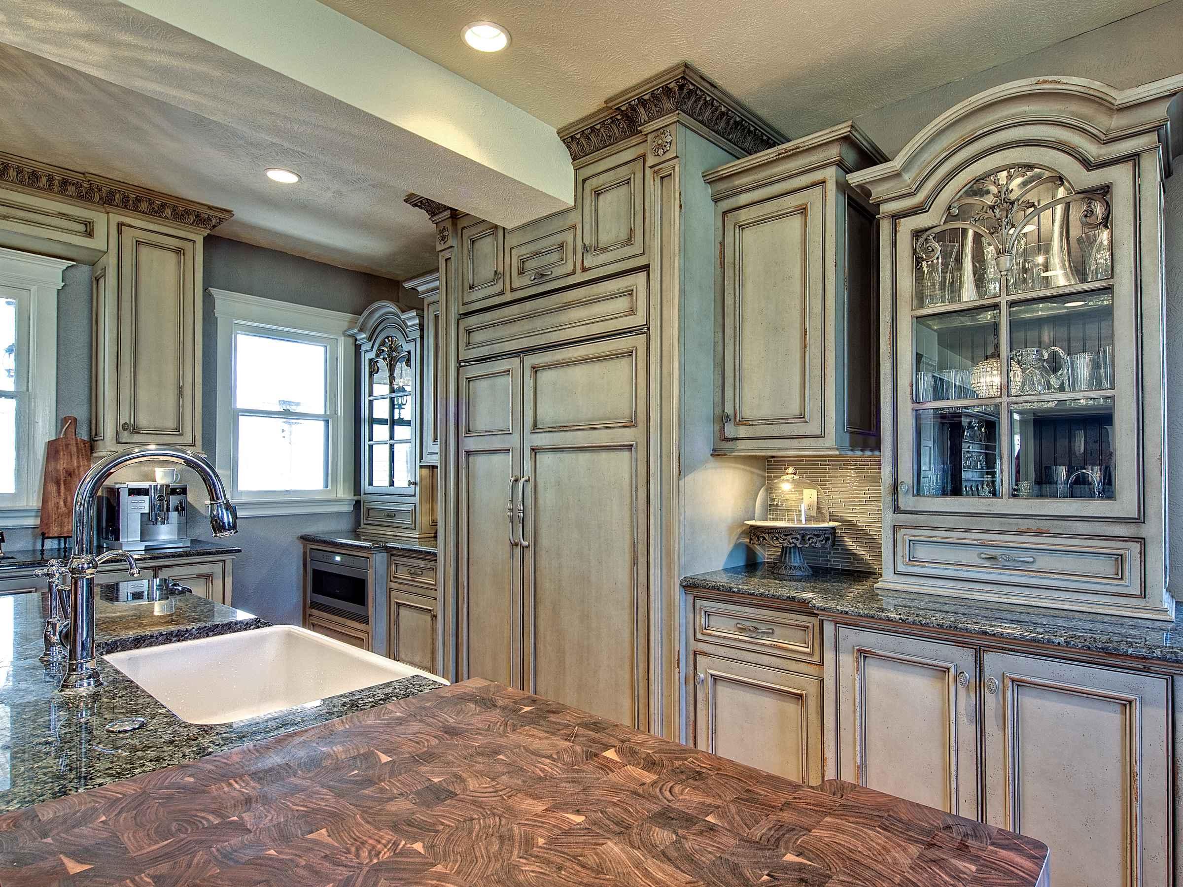old world — sanctuary kitchen and bath design