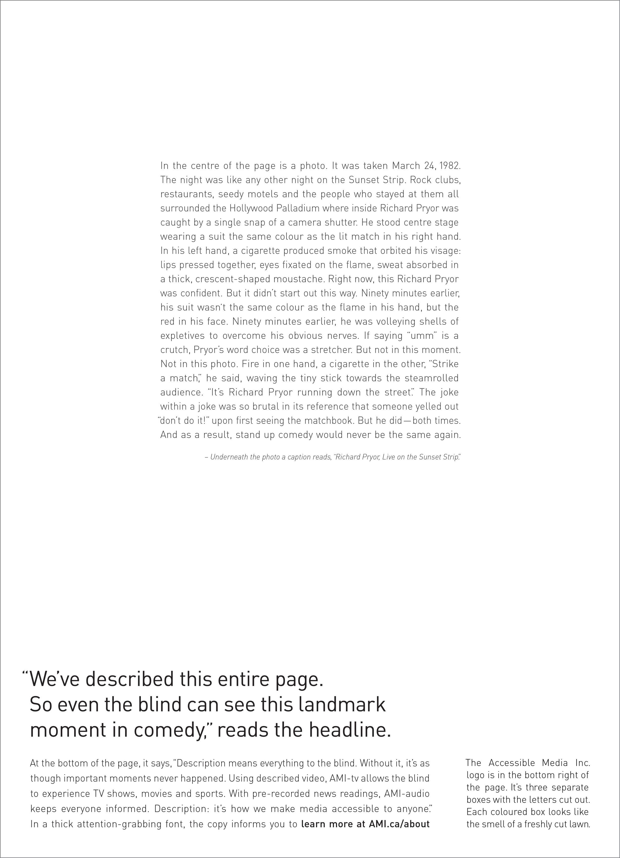 Richard Pryor   - click to enlarge