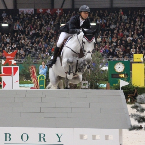 KENT FARRINGTON AND WILLOW WIN THE 2013 CREDIT SUISSE GRAND PRIX IN GENEVA, SWITZERLAND  Friday the 13th proved lucky for U.S. rider Kent Farrington as he topped a hugely talented 18-horse jump-off to claim victory in the $225,013 Credit Suisse Grand Prix at the International CSI Geneva.   READ MORE