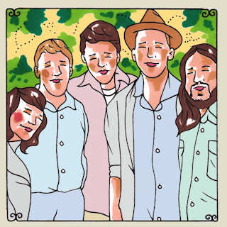 We were so thankful to have the opportunity to record this Daytrotter session as part of San Francisco's Noise Pop Festval!