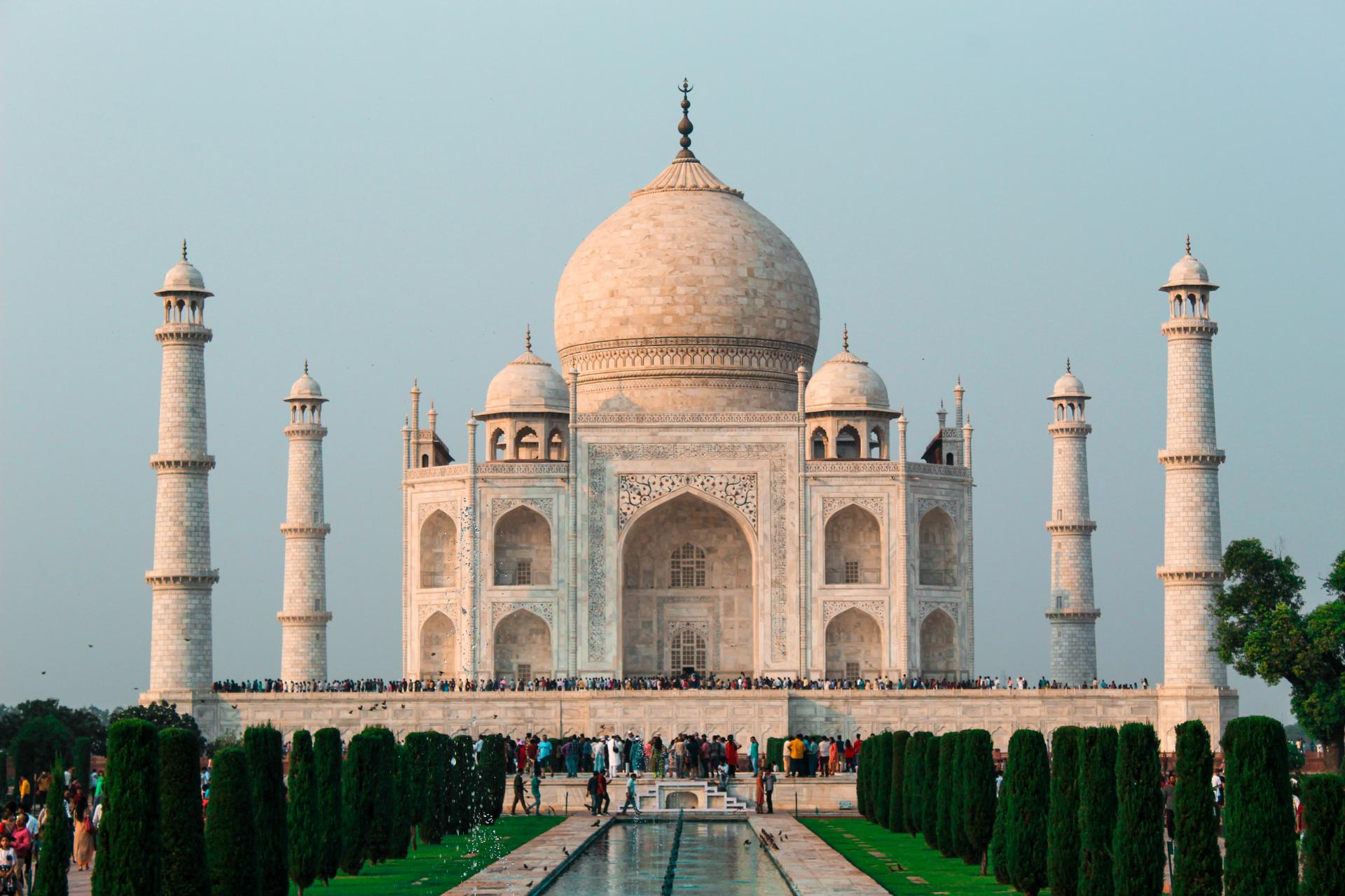 The Taj Mahal will become the first Indian monument to have a dedicated space for mothers to feed their babies