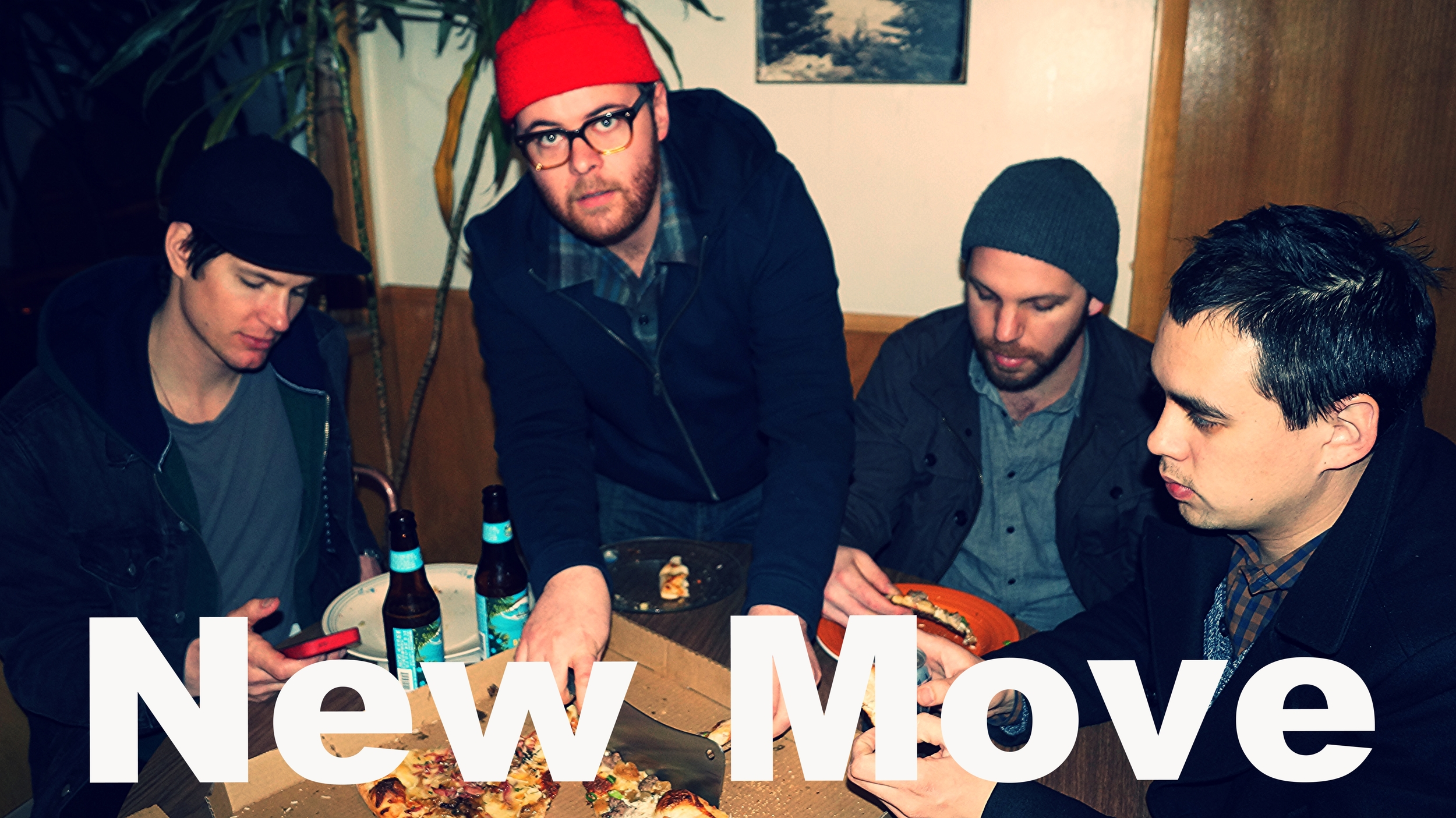 I played in a band called New Move until late 2015.You can find some sort of content    here  .