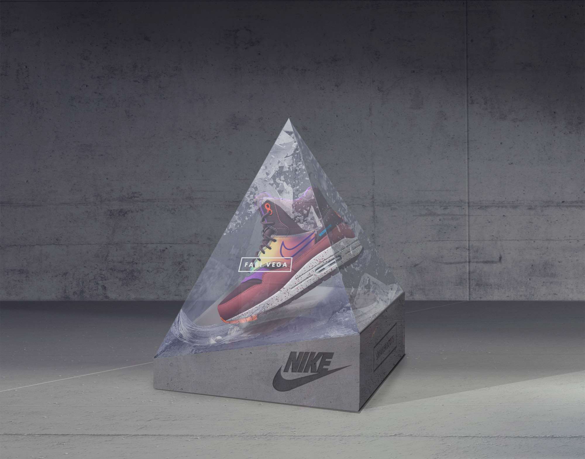 NIKE CUSTOM PACKAGING