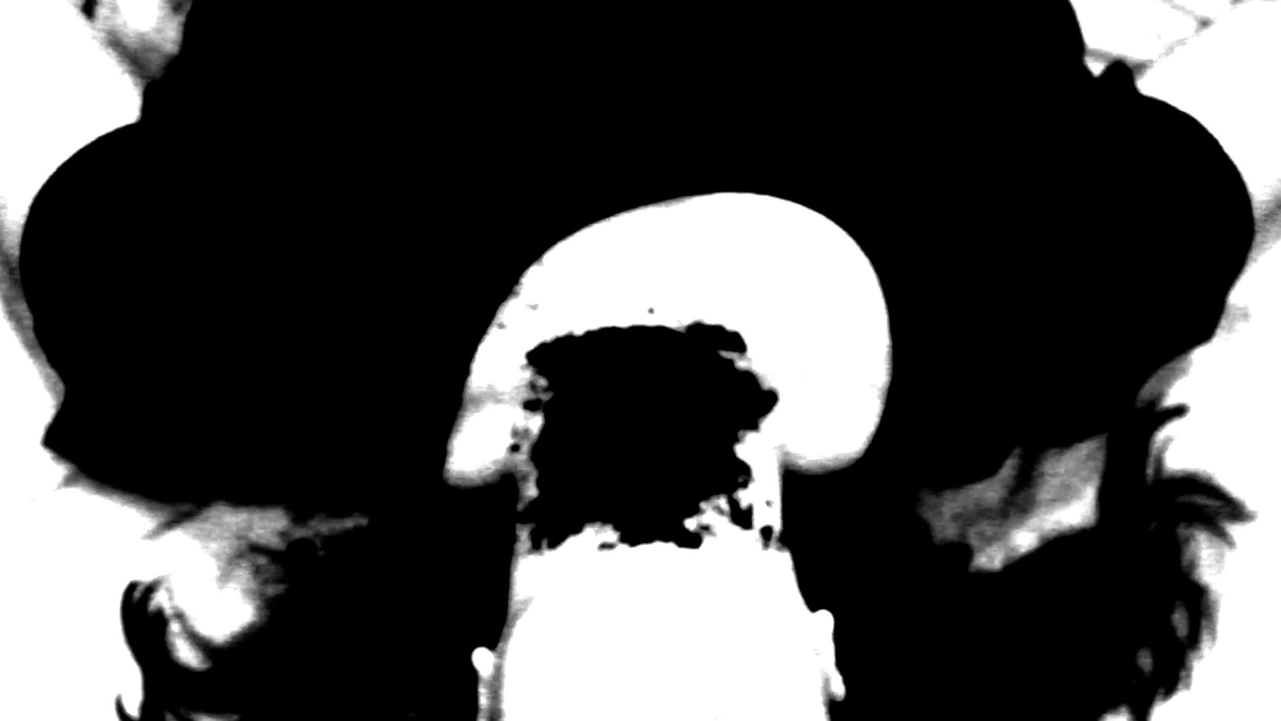 Untitled (throat), 2013