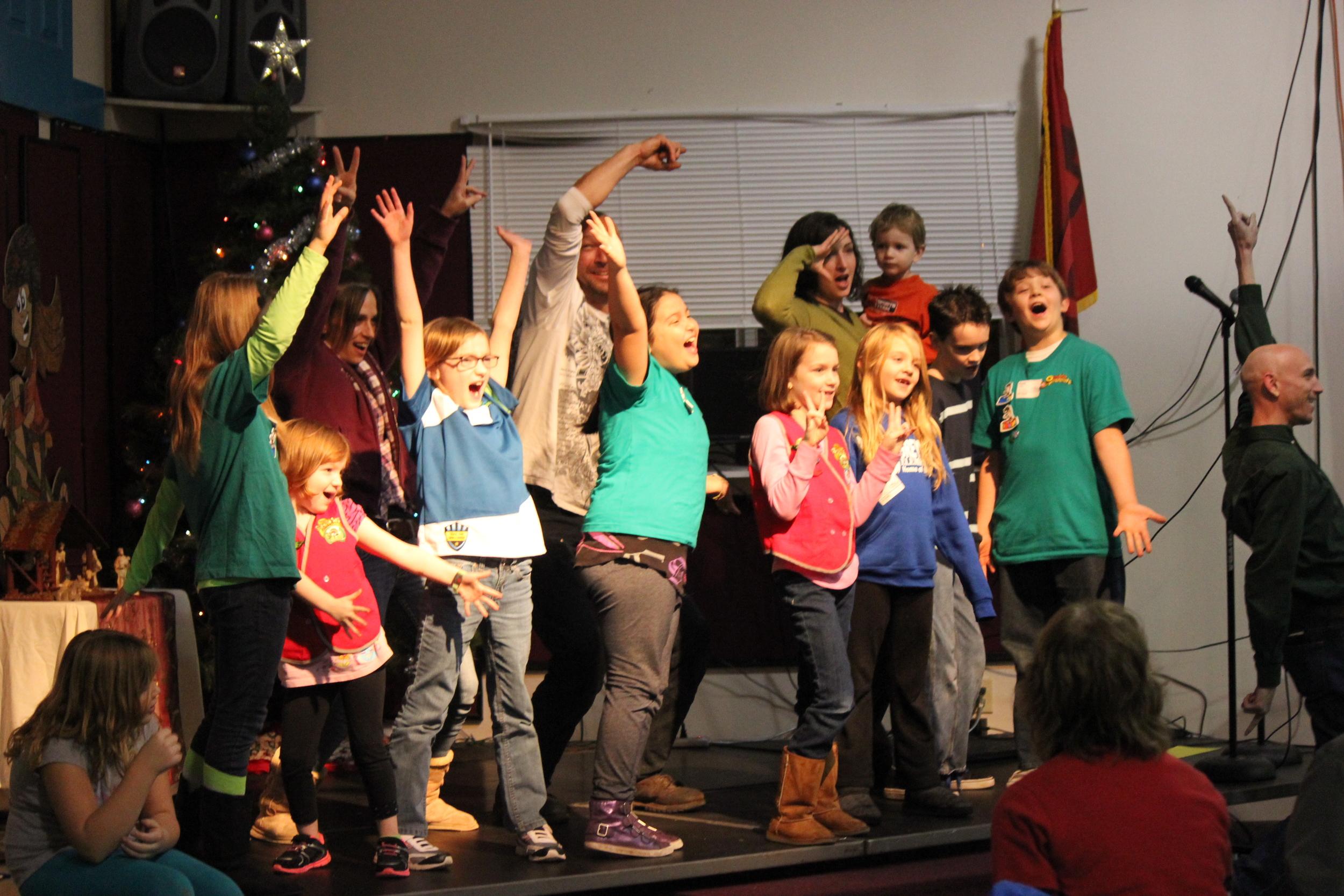 EHCC Kids   (birth-6th grade)