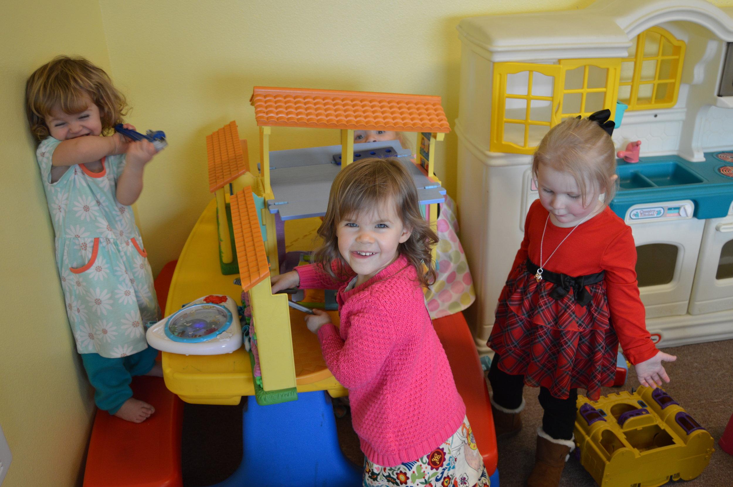 EHCC Babies    (Birth - 3 years old)
