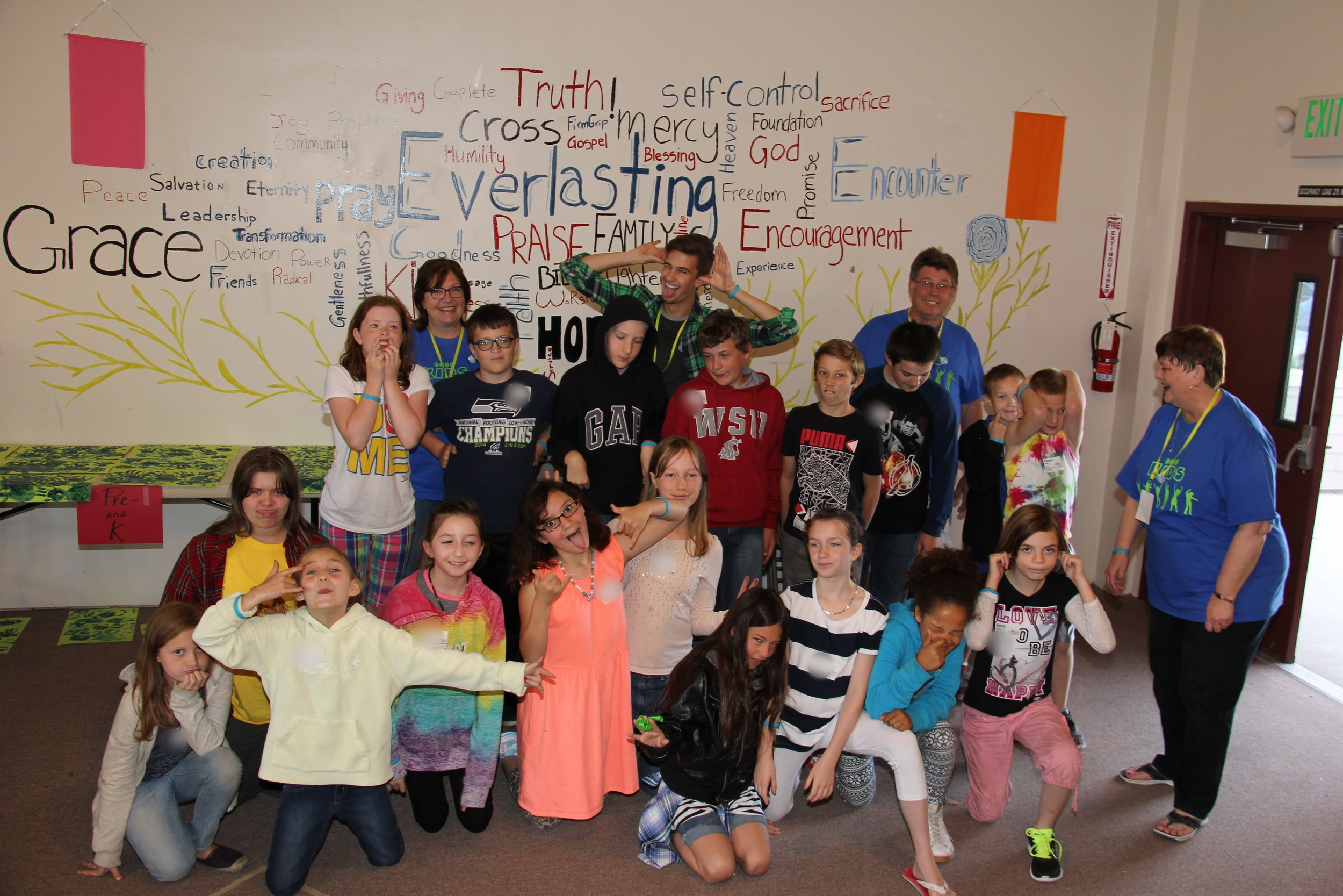 Vacation Bible School   4 Years - 6th Grade