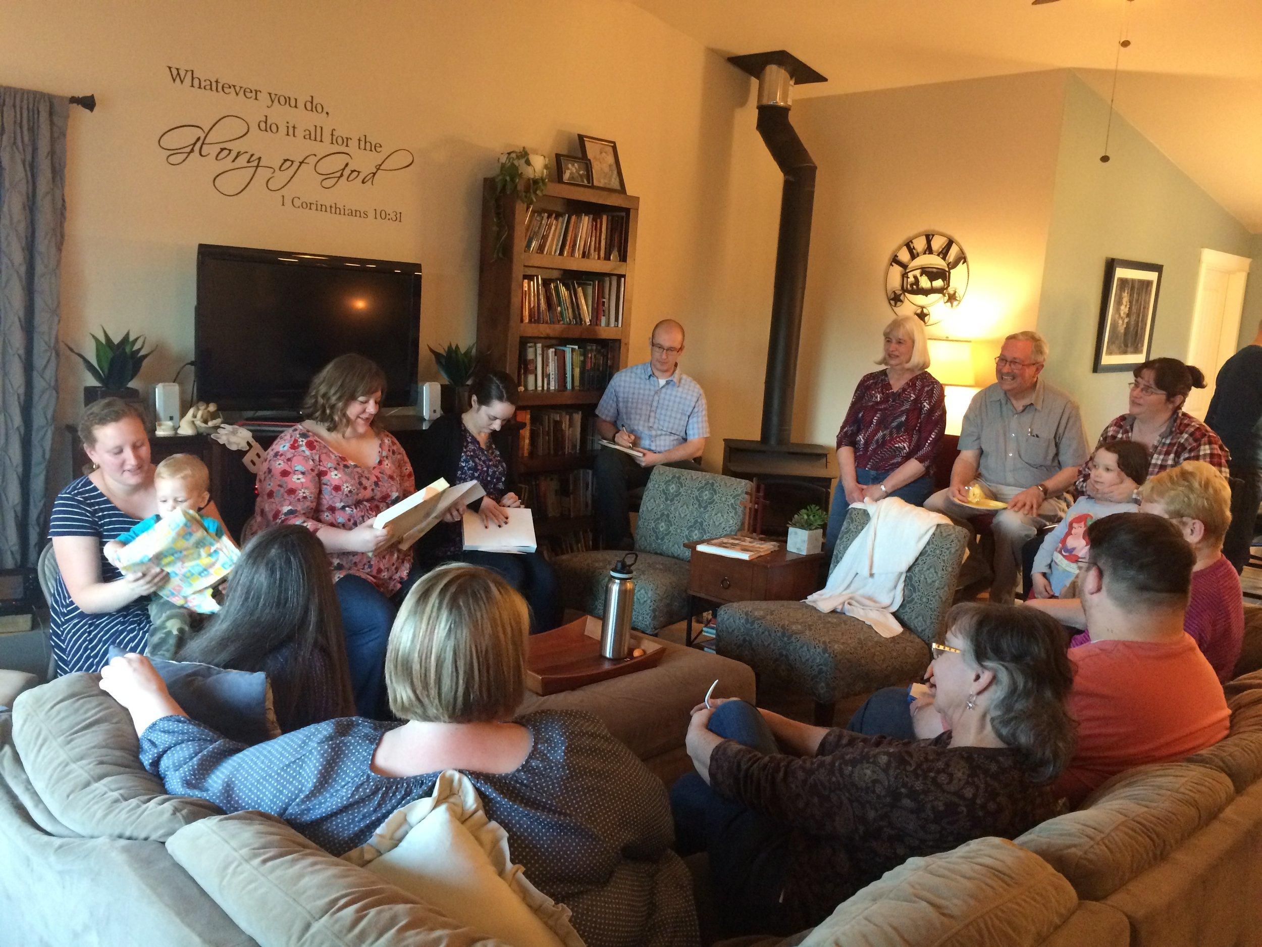 Church Family Login  InFellowship