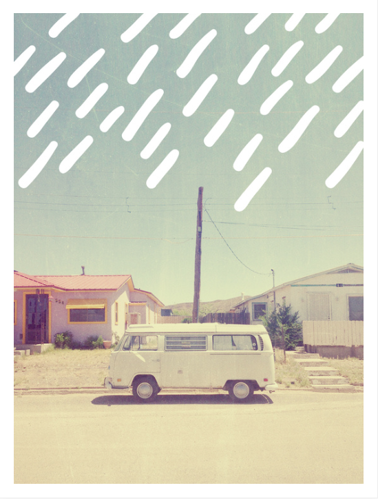 Volkswagen, New Mexico by Anna Dorfman