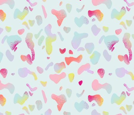 dripping sorbet by ravynka on spoonflower