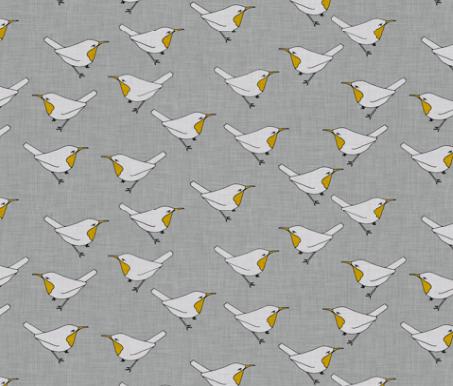 birds_linen  by: holli_zollinger on spoonflower