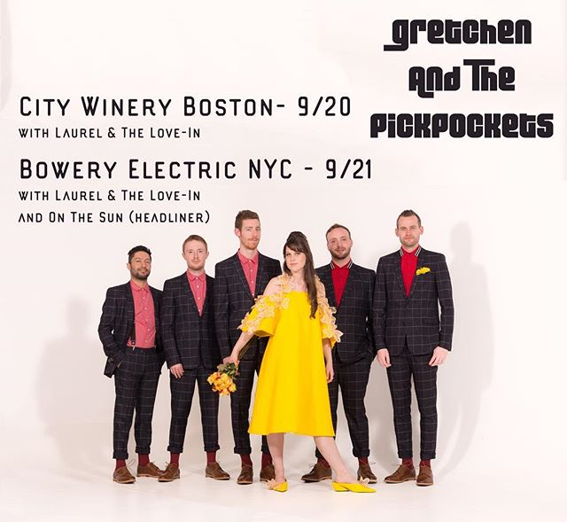 TONIGHT!!!! (and TOMORROW!) we're rocking with @laurelandthelovein at @citywinerybos and @theboweryelectric. See you there! #yanni