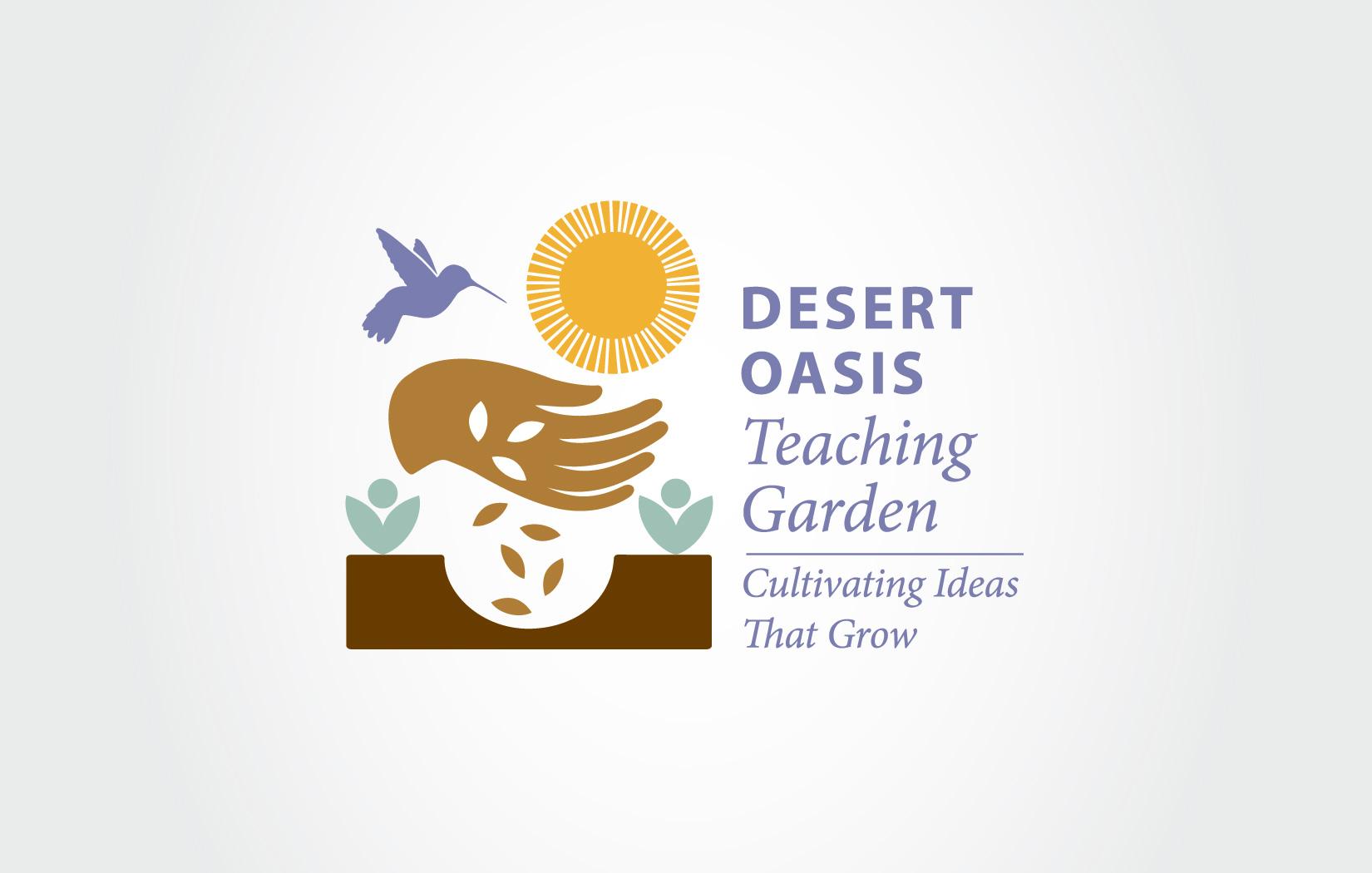 Desert Oasis Teaching Garden