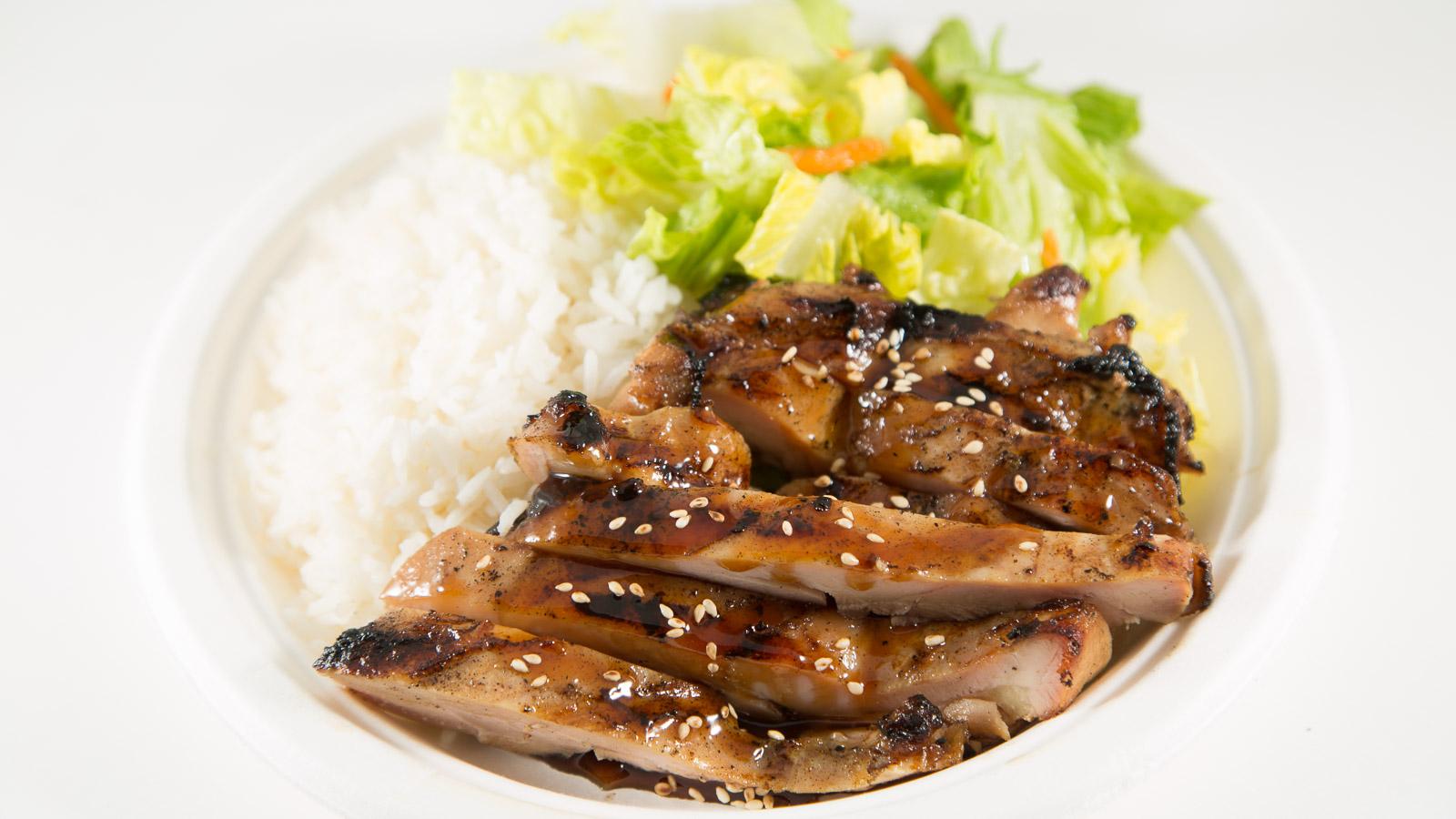 Sesame Teriyaki Chicken
