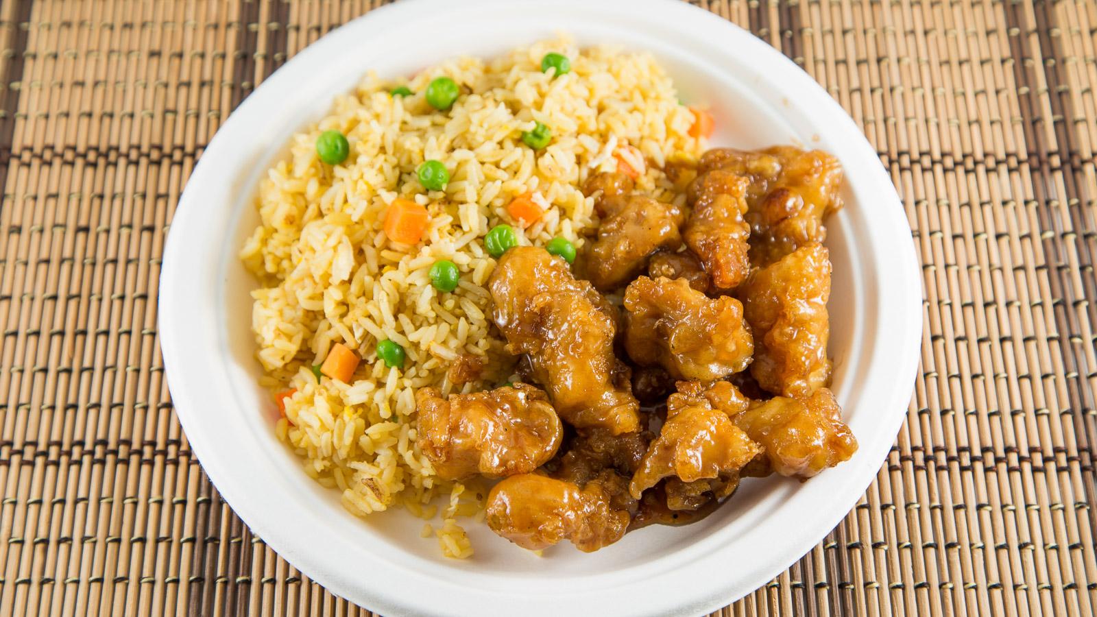 Orange Chicken