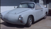coming soon........ paint! '63 ghia project LeMans tribute roadster