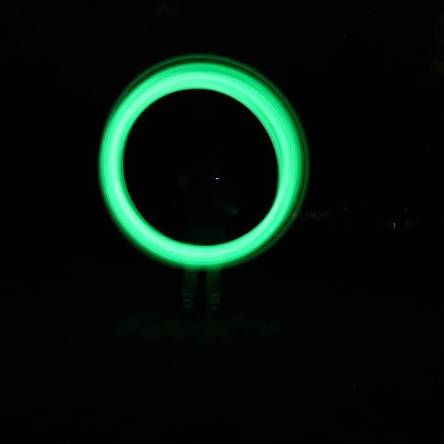 #green #photography #lightpainting