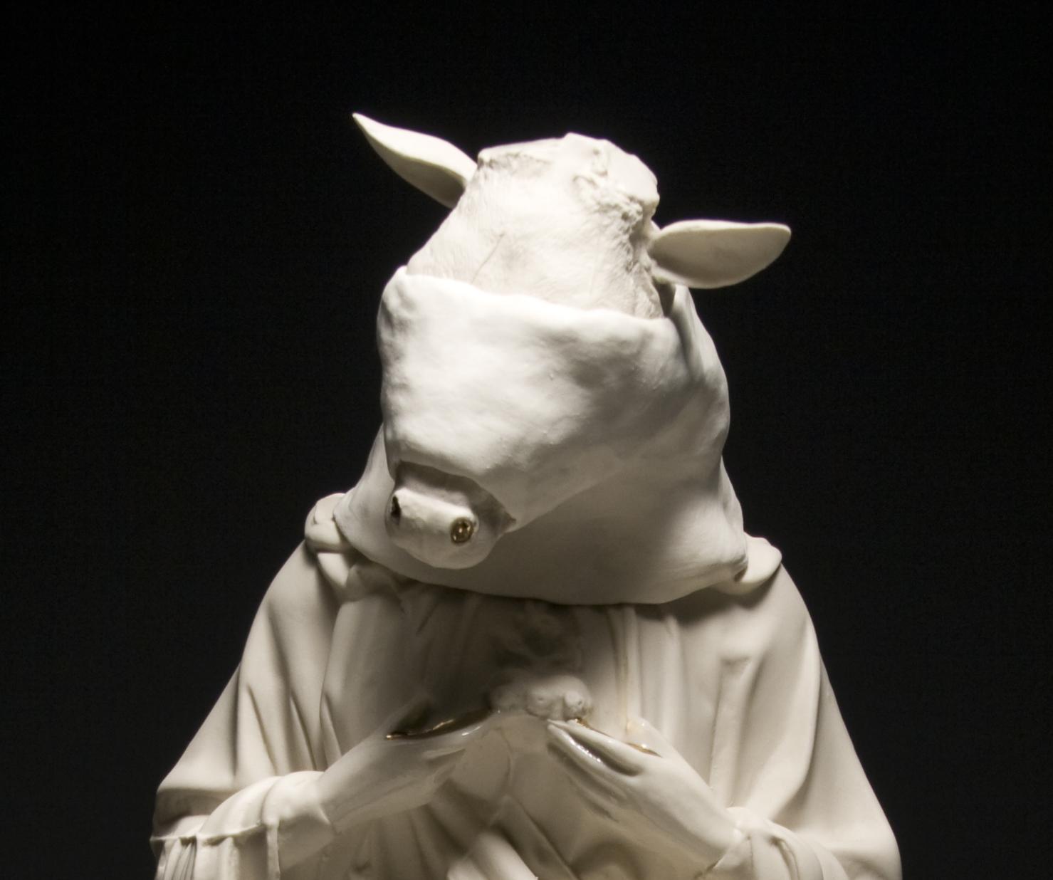 Angelus (detail), 2012