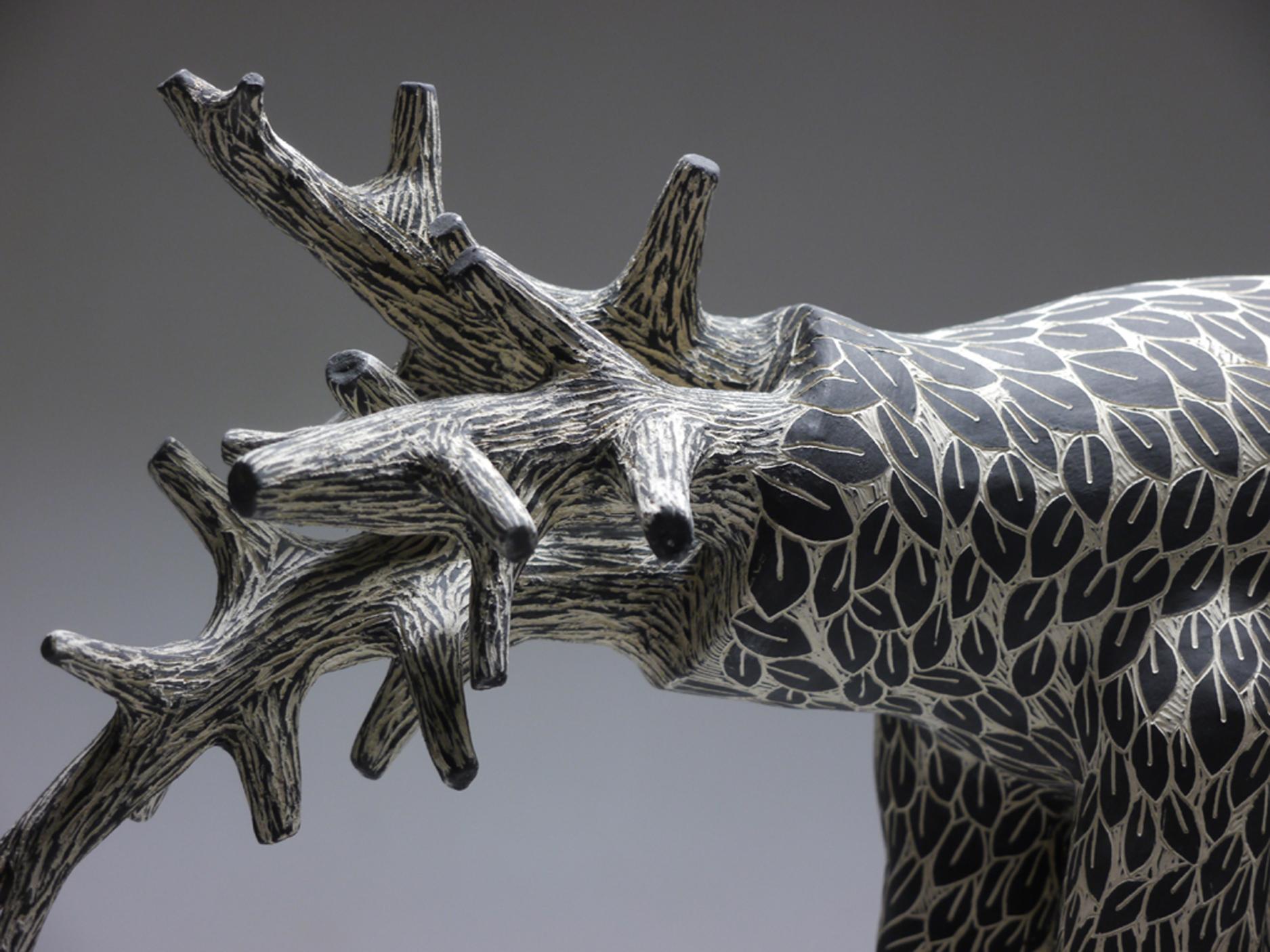 Vegetable Lamb (Detail), 2014