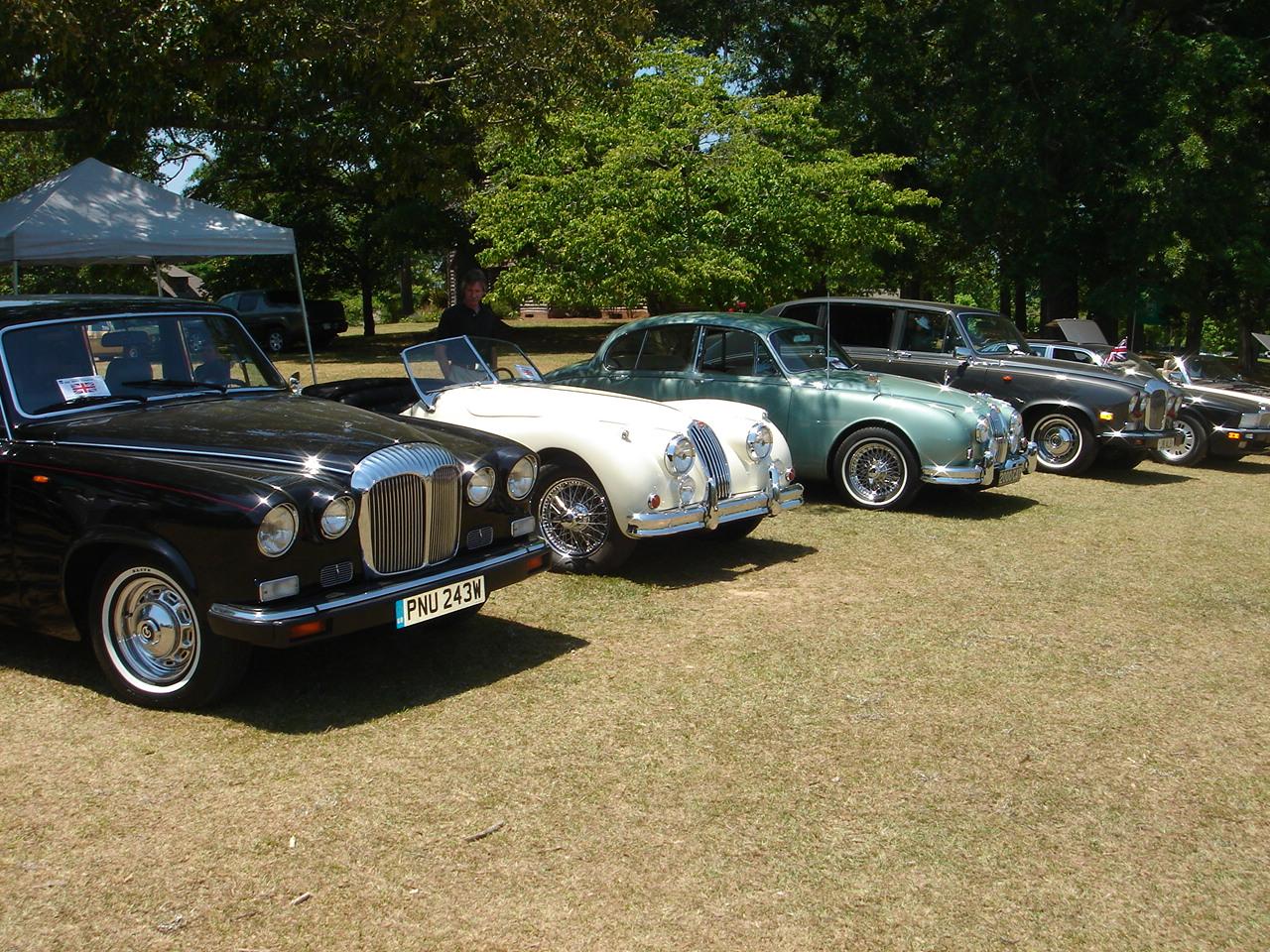 British Car Day 2007