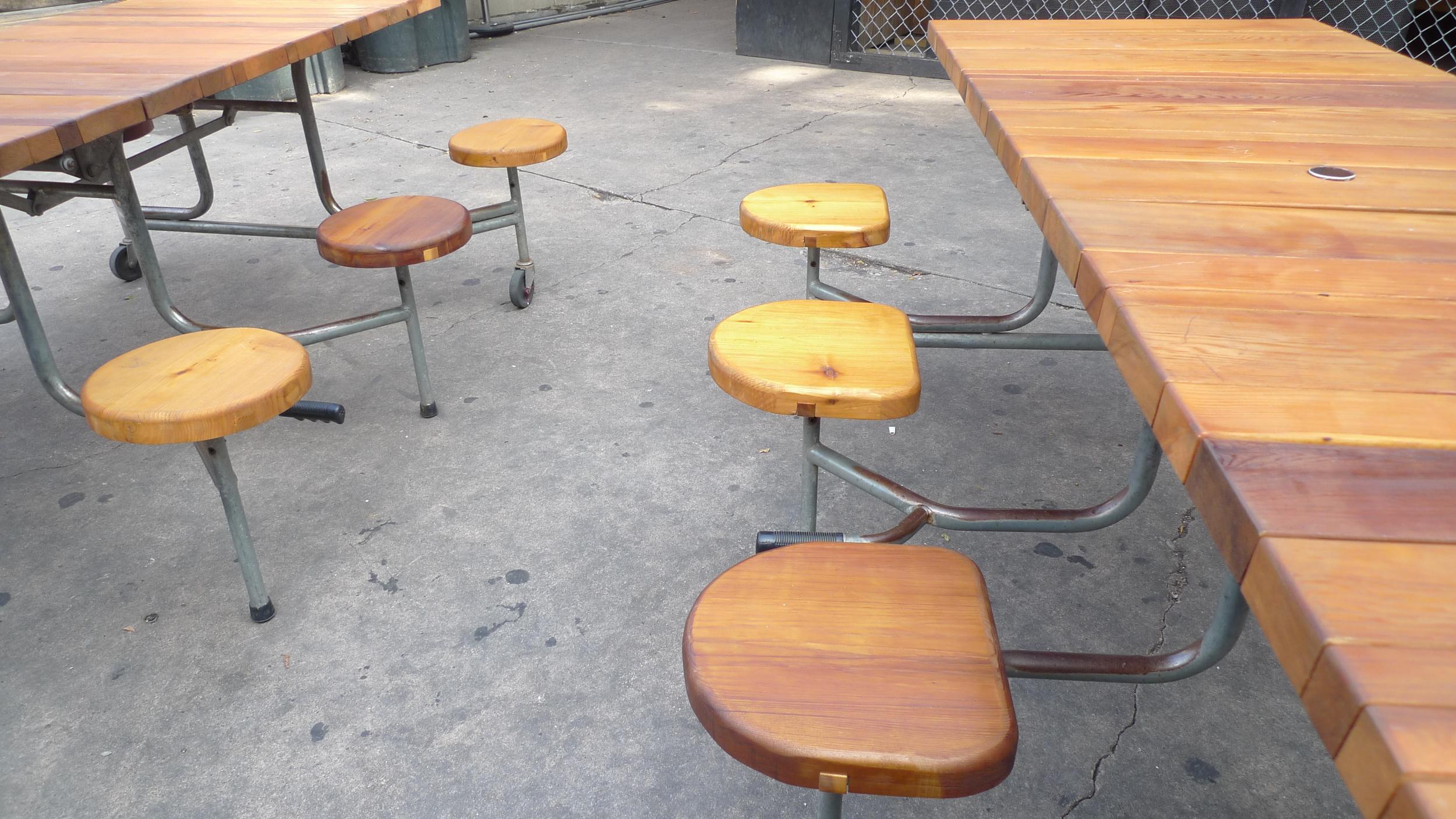 Mohawk Tables