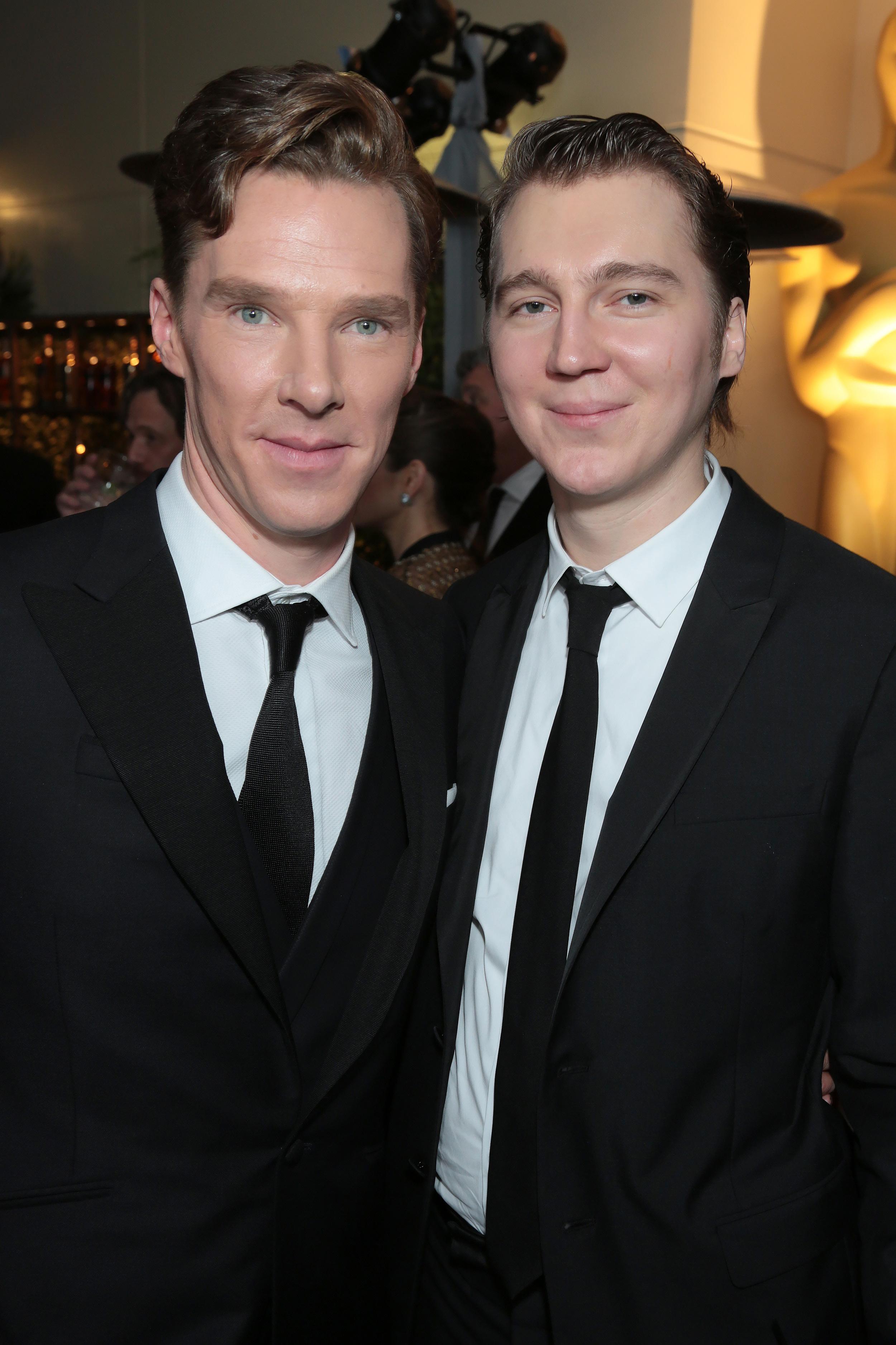 Benedict Cumberbatch, Paul Dano