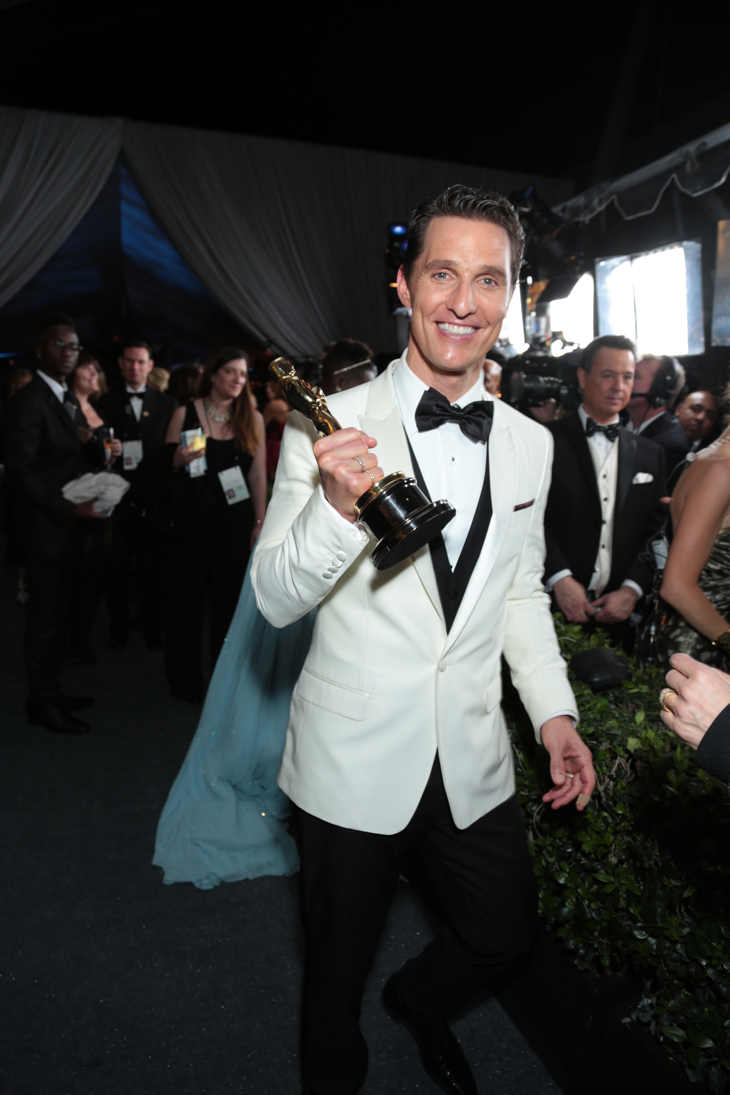 Matthew McConaughey - Academy Awards