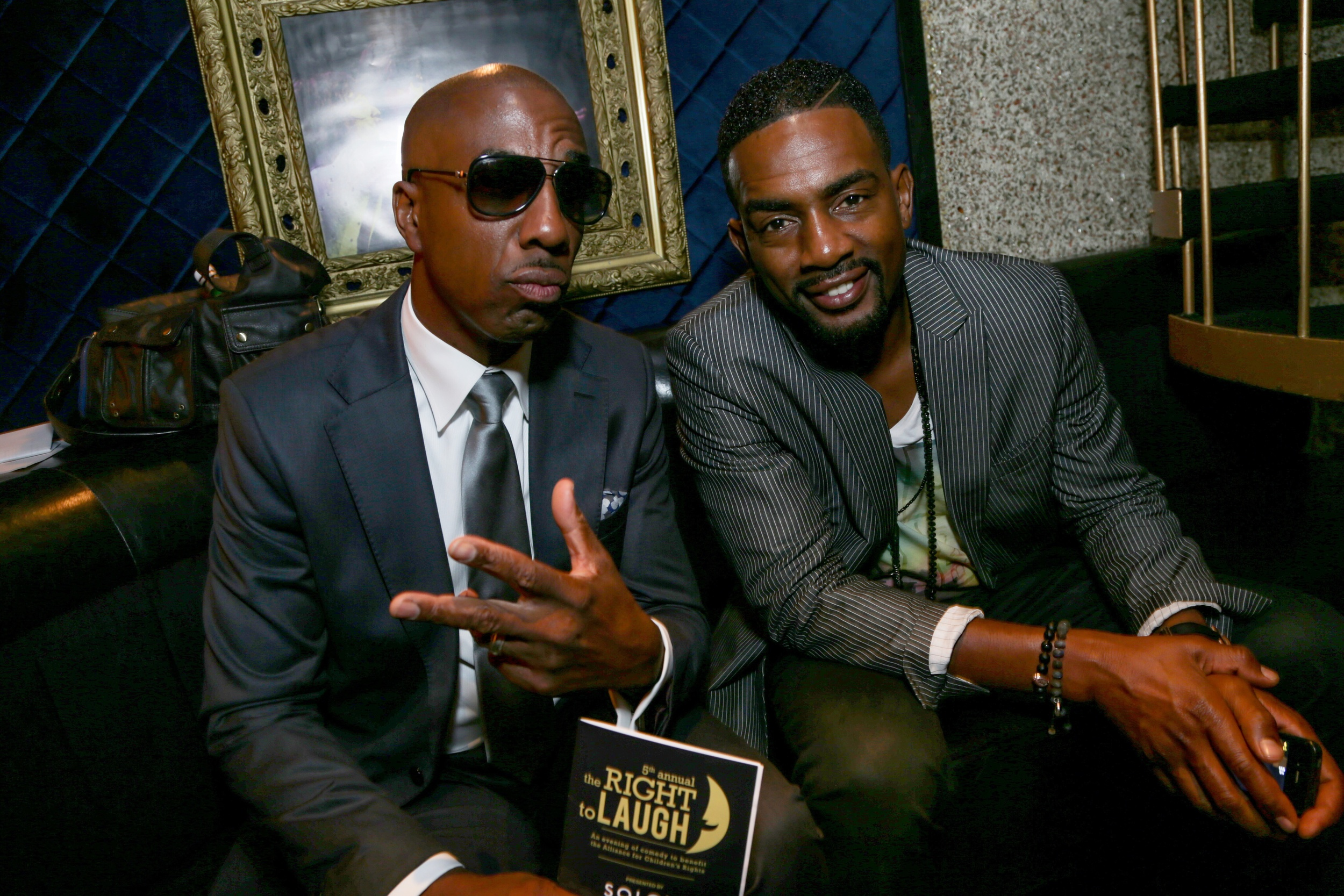 J.B. Smoove, Bill Bellamy - 2014