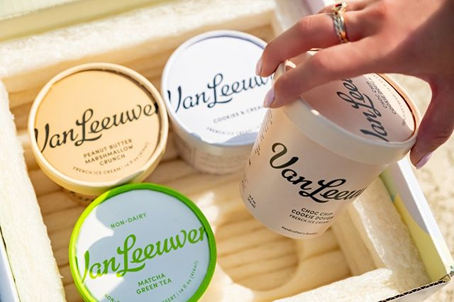 We're ending the day on a high note with @vanleeuwenicecream 🍦🍨🍦   . . . . #vanleeuwen #icecream #vanleeuwenicecream #GCFCellfie #ECOrn #greencellfoam #greencellplus #greencell+ #livegreen #greenliving #ecoliving #ecohome #packagingdesign #packaging #greencellfoam #packagingideas #packaginglove #greenpackaging #smallbusiness  #crueltyfree #icecream #fooddelivery #mealdelivery #ecopackaging #compostable #environmentallyfriendlypackaging