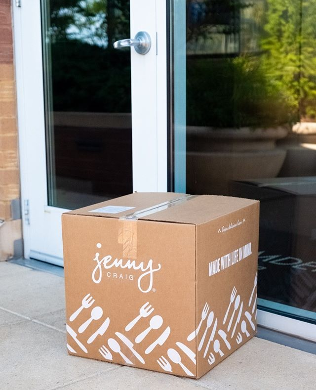 We're eating right this week with @jennycraigofficial's new program Jenny Craig Cares! 📦📦📦 . . . . #jennycraig #jennycraigcares #packagingdesign #GCFCellfie #greencellfoam #packagingideas #greenpackaging #smallbusiness #crueltyfree #organic #fooddelivery #mealdelivery #ecopackaging #compostable #reducewaste #reducetrash #environmentallyfriendlypackaging #sustainable #eco #protectivepackaging #wastefree #awareness #savetheplanet