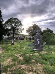 The Graveyard at Upper Tornant