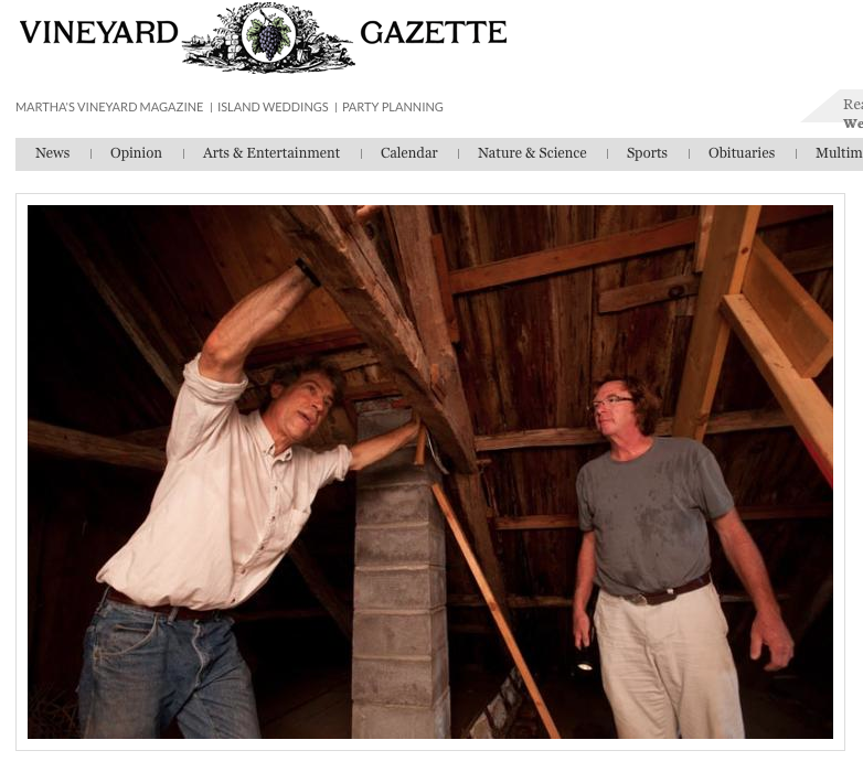 Vineyard Gazette - September 2013