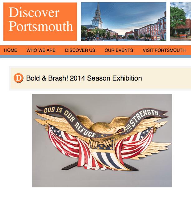 Discover Portsmouth - April 2014